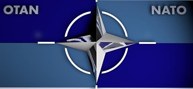 znak seskupení NATO