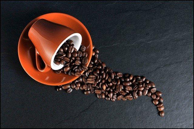 káva, zrna