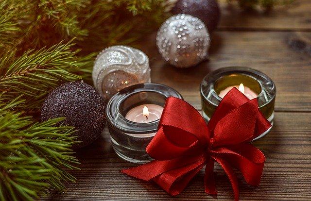 dekorační svíčky